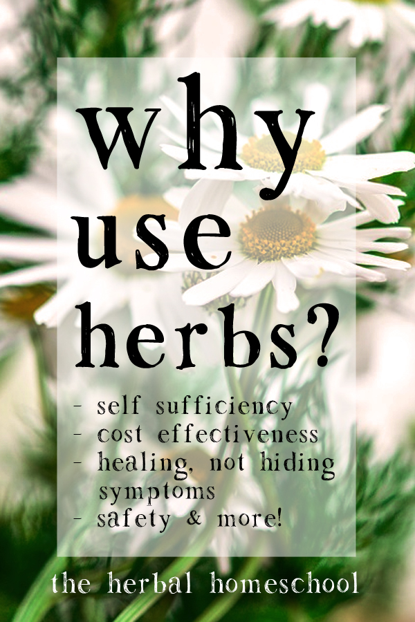 why use herbs