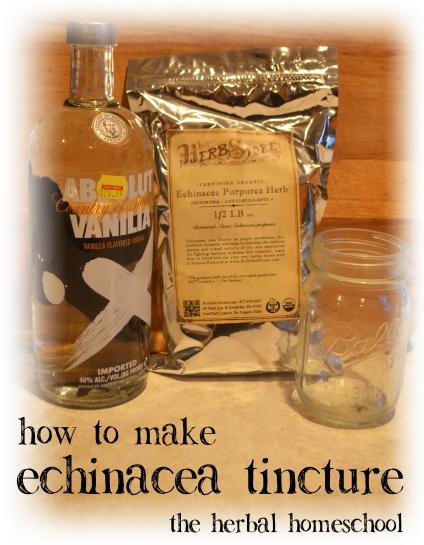 echinacea-tincture